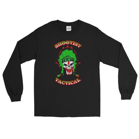 ST Zombie Chief - Men's Long Sleeve