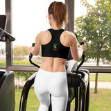 ST Logo Padded Sports Bra