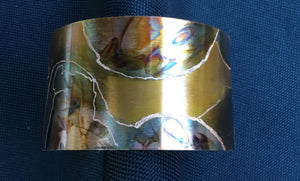 Carefree 1 1/2 Copper Cuff