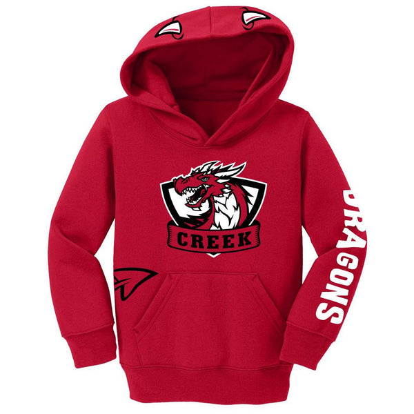 LITTLE DRAGON SWARTZ CREEK HOODIE