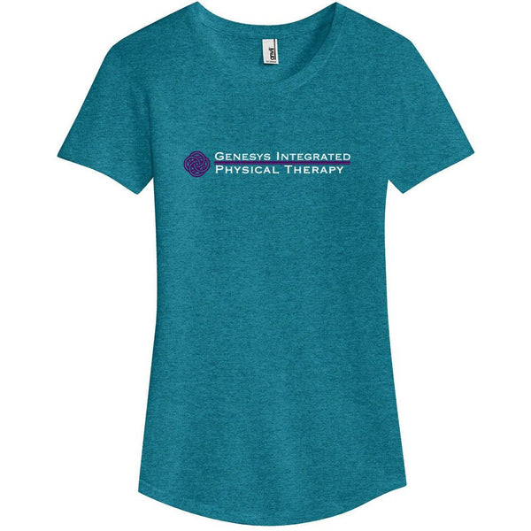 PRINTED FF GENESYS Integrated Physical Therapy LADIES TEE