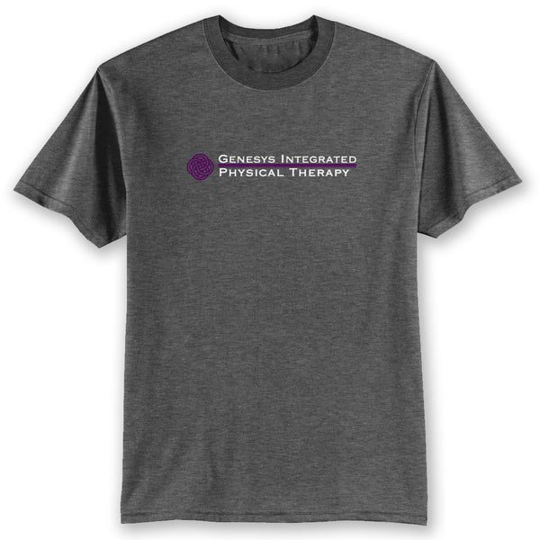 PRINTED FF GENESYS Integrated Physical Therapy Unisex/MENS Tee