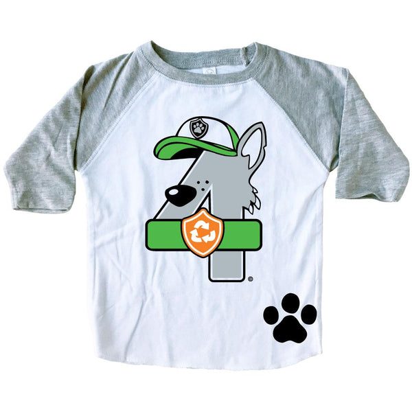 Age Memory RECYCLE DOGC Birthday Shirt