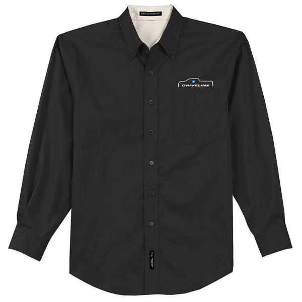 EMBROIDERED GM Driveline Mens/Unisex Economy Oxford