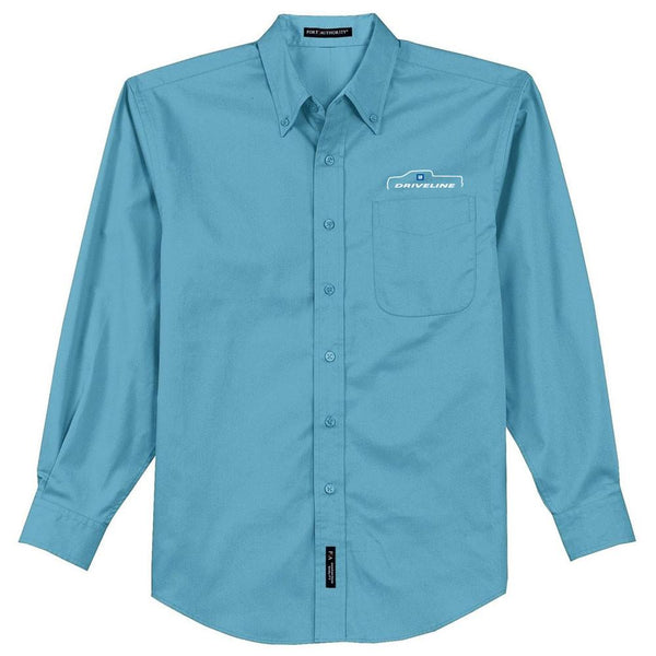 EMBROIDERED GM Driveline Oxford Mens/Unisex Economy