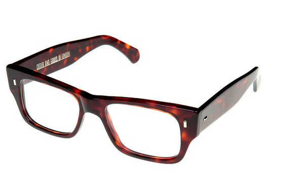 CUTLER & GROSS 1214 DARK TORTOISE
