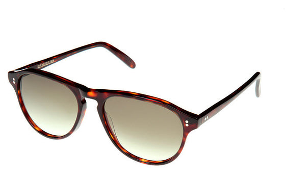 CUTLER & GROSS 1215 DARK TORTOISE