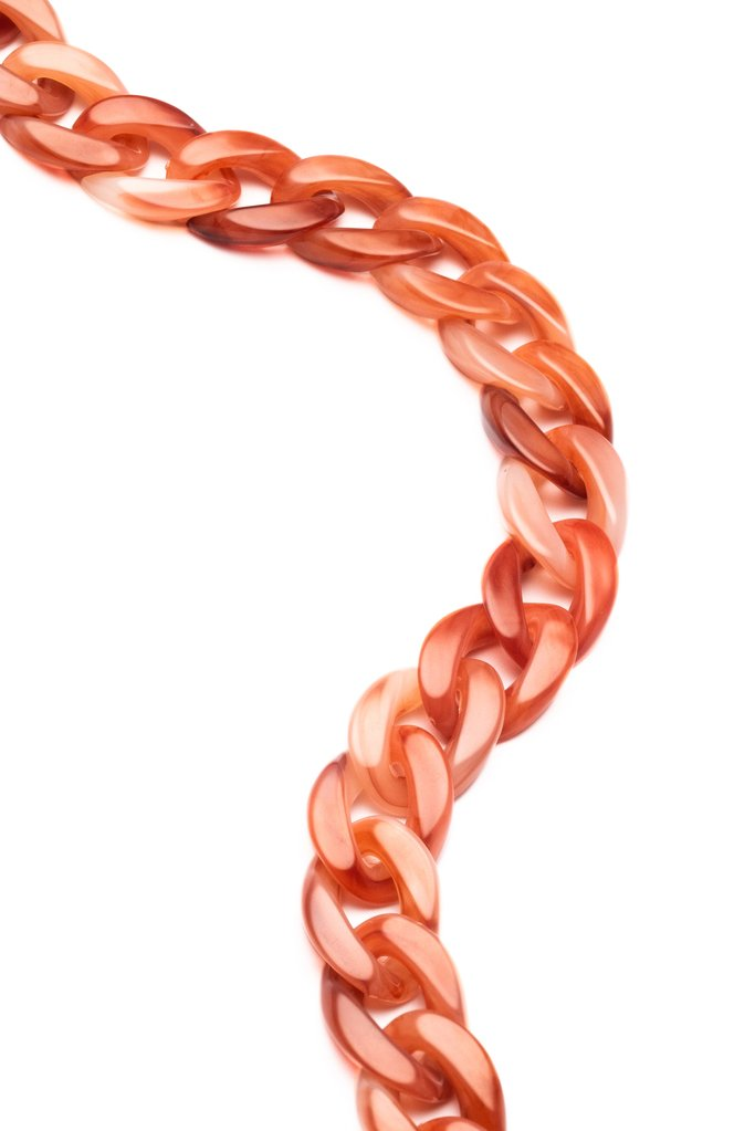 Joen Chain / Blush Marble