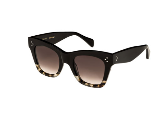 CELINE CAT EYE BLACK / TORTOISE