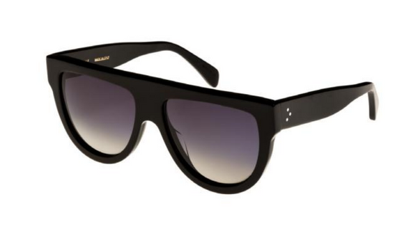 CELINE OVERSIZED AVIATOR FLAT TOP