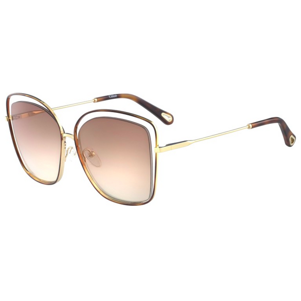 Chloé Poppy Butterfly Sunglasses