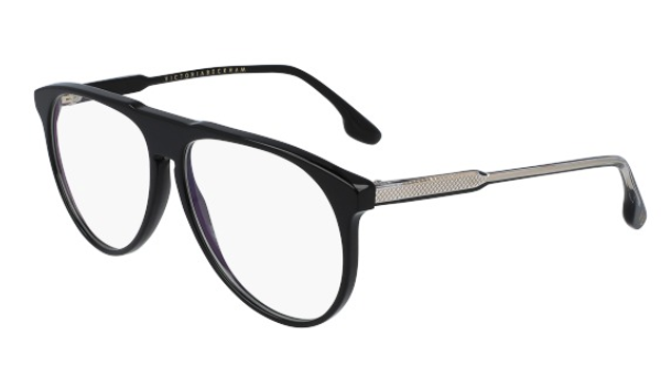 Acetate Aviator / Black