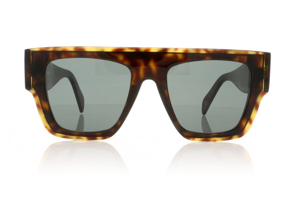 Flat Top Sunglass / Tort CL40014