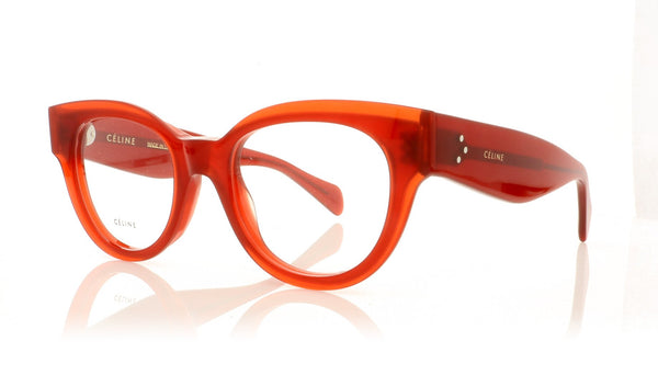 Large Cat Eye Optical / Red CL50015I