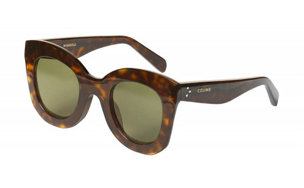 CELINE BUTTERFLY SUNGLASSES IN ACETATE - CL40005I