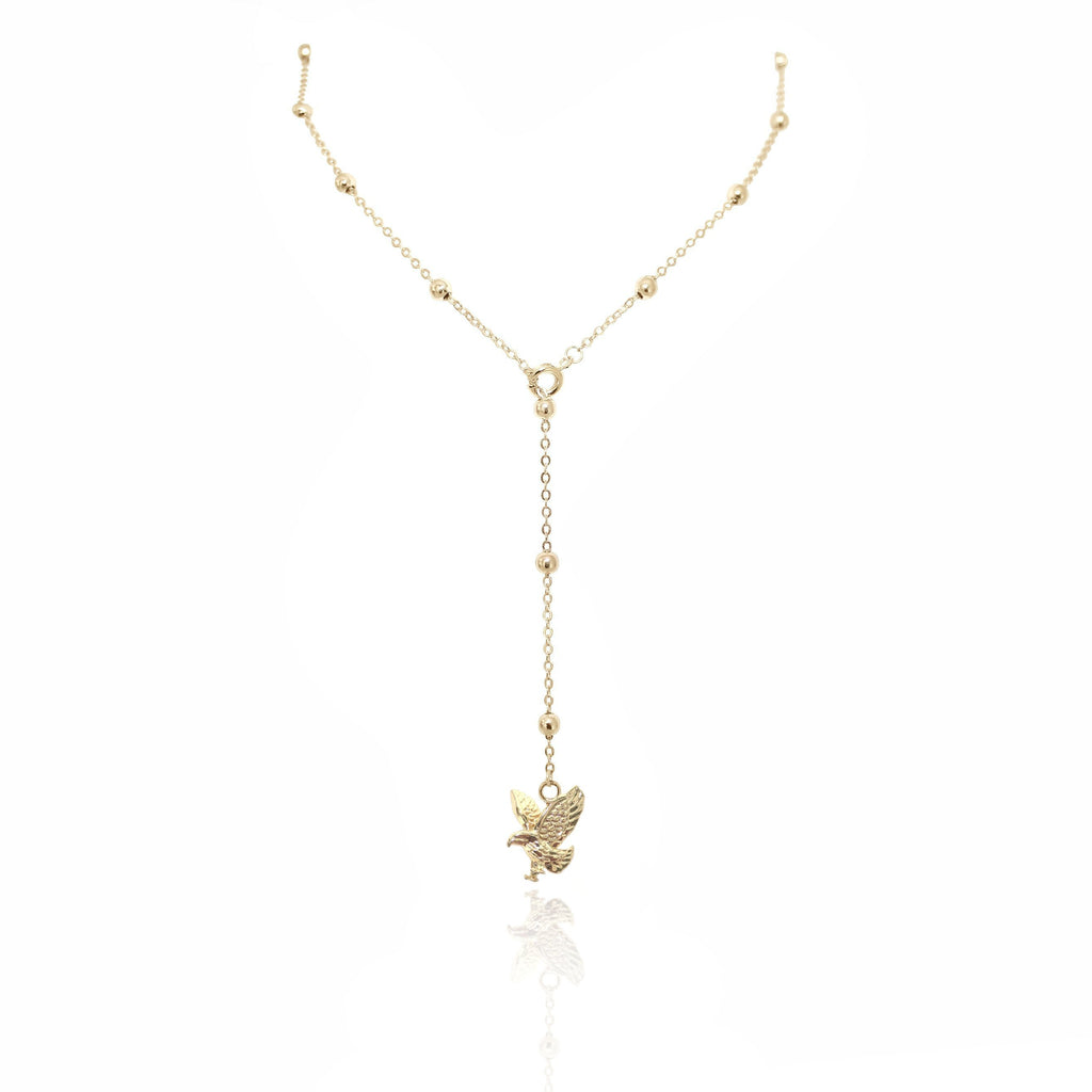 AFTER DUSK NECKLACE 24K