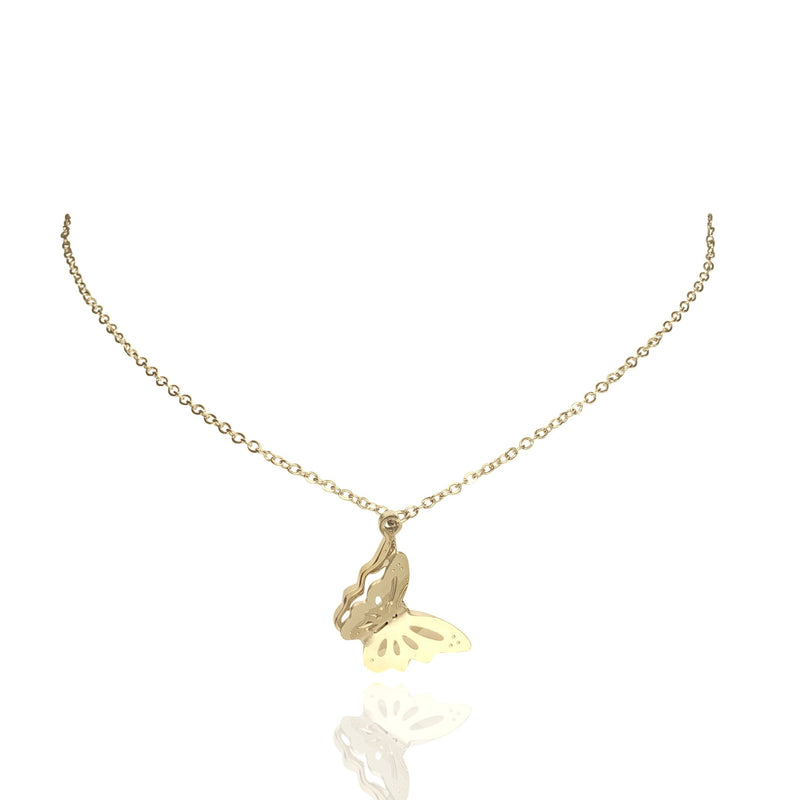 INFINITE SPRING NECKLACE