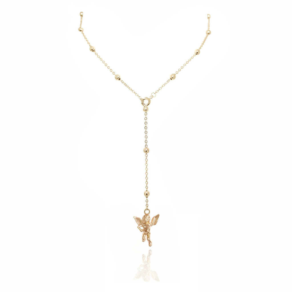 GUARDIAN NECKLACE 24K