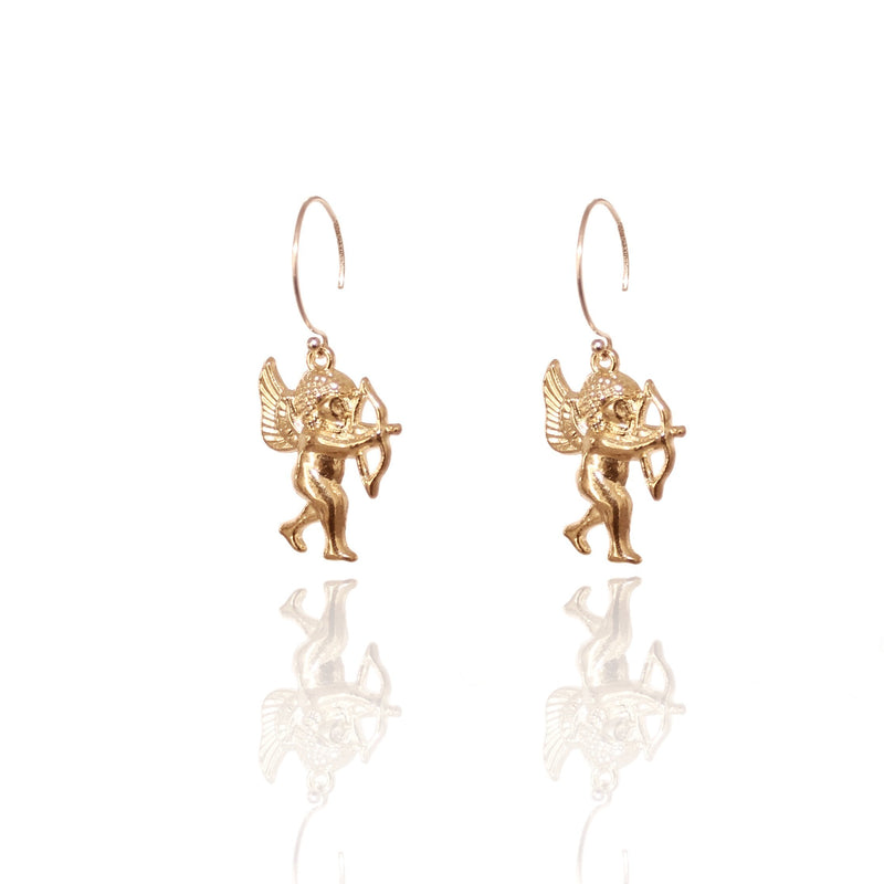 CUPID MICRO HOOPS 24K