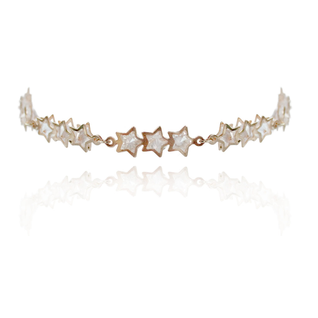 STARRY MINI CHOKER