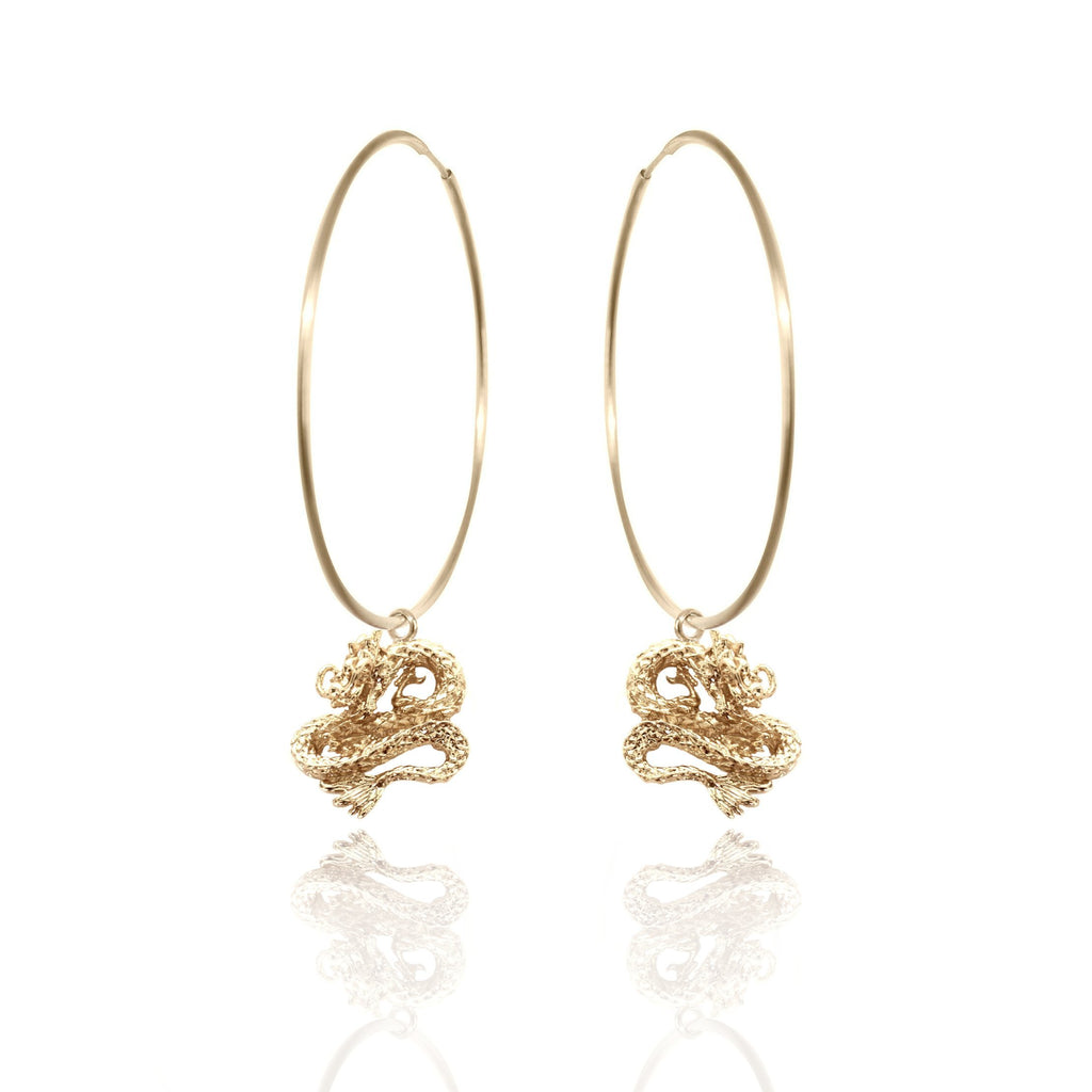 HOT4U ULTRA HOOPS 24K