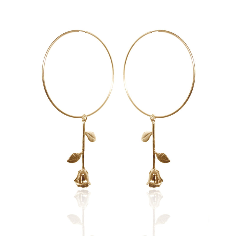 BABY ROMEO EARRINGS
