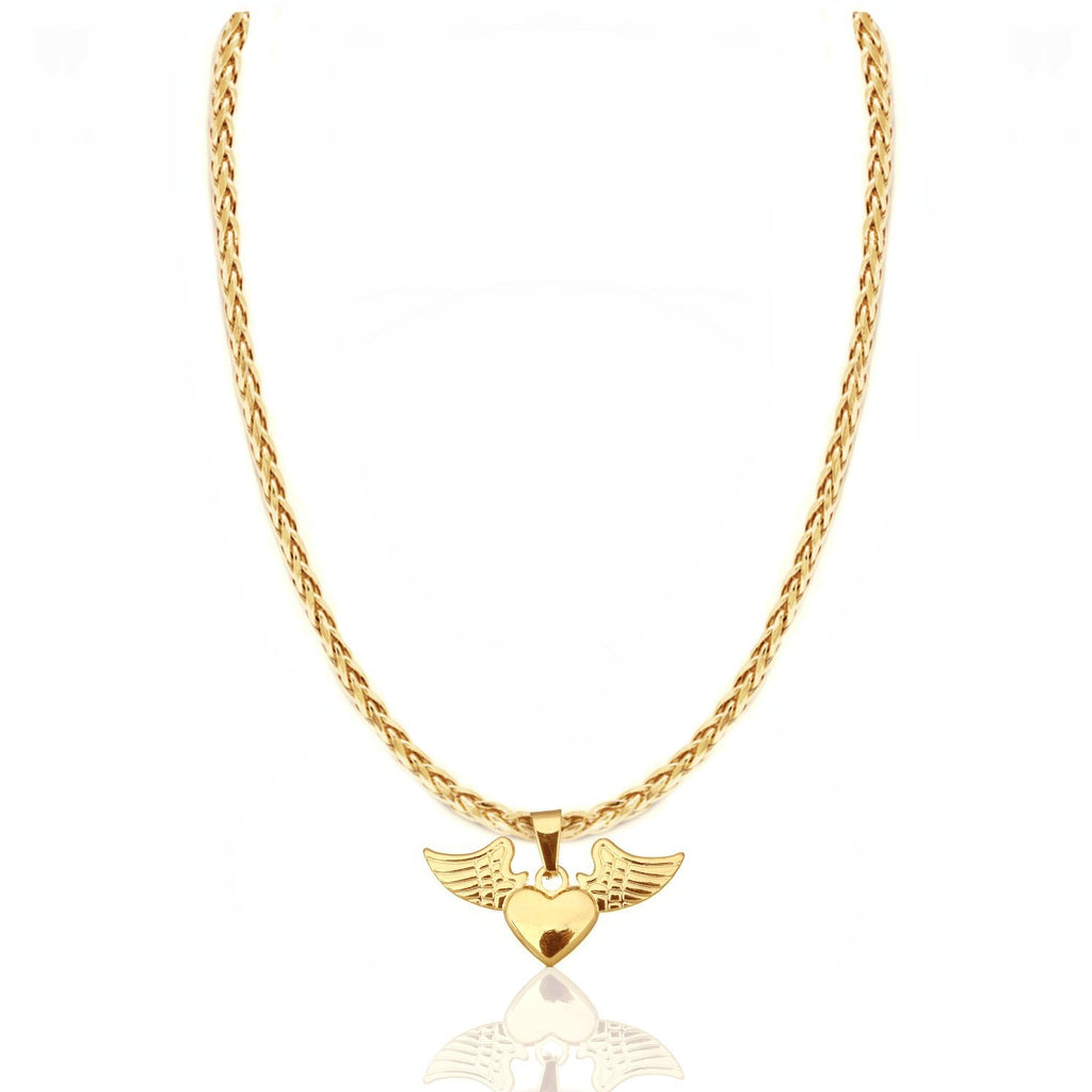 BB DOLL NECKLACE 24K