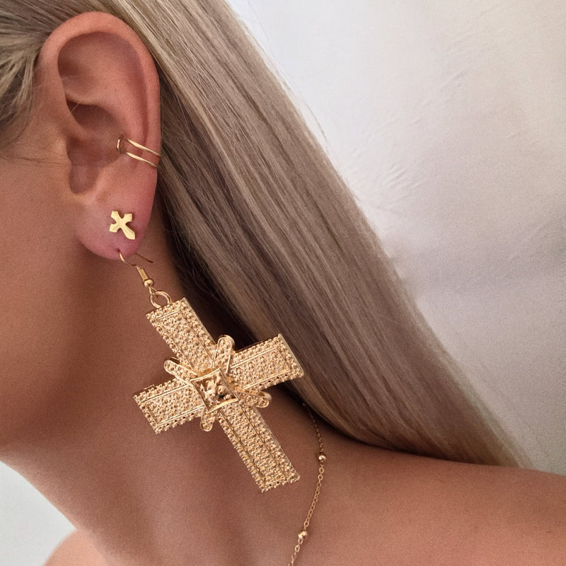 ROYALE WITH STEEZ EARRINGS