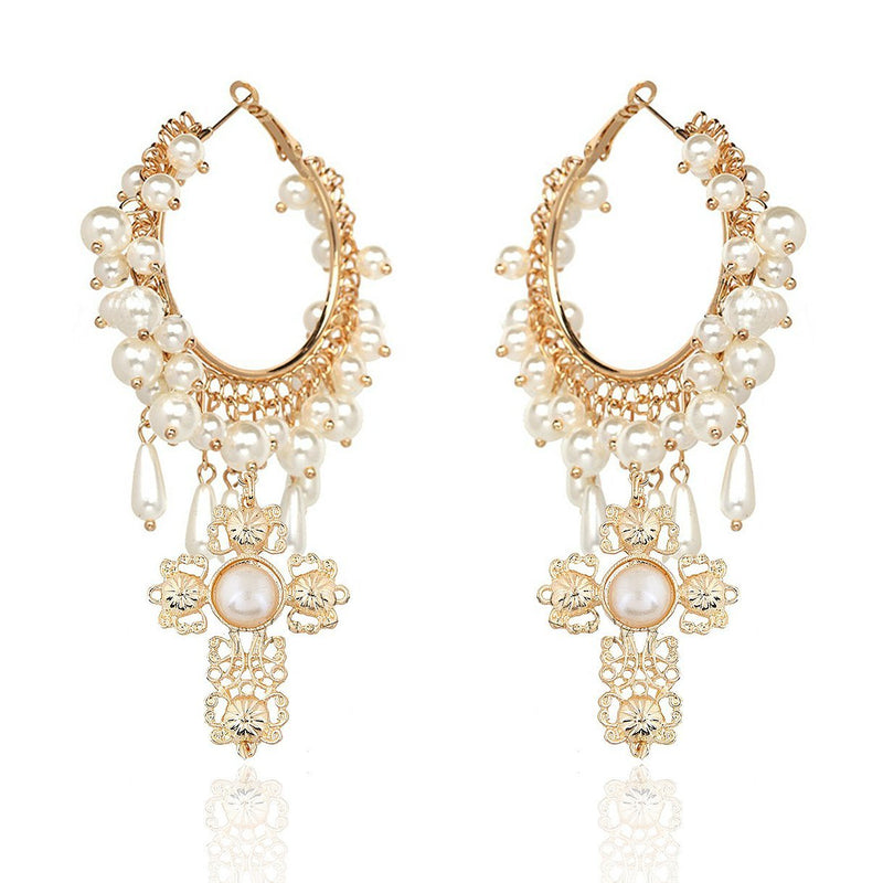 HEAVENLY HONEY EARRINGS