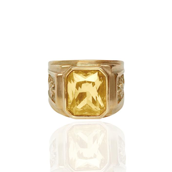 HAVANA RING | LEMON |