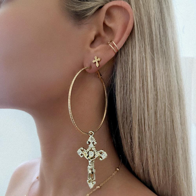 ULTRA HONEY EARRINGS