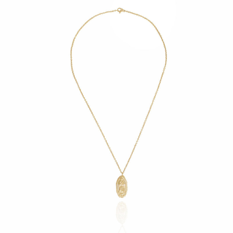 JULIETTE NECKLACE 24K