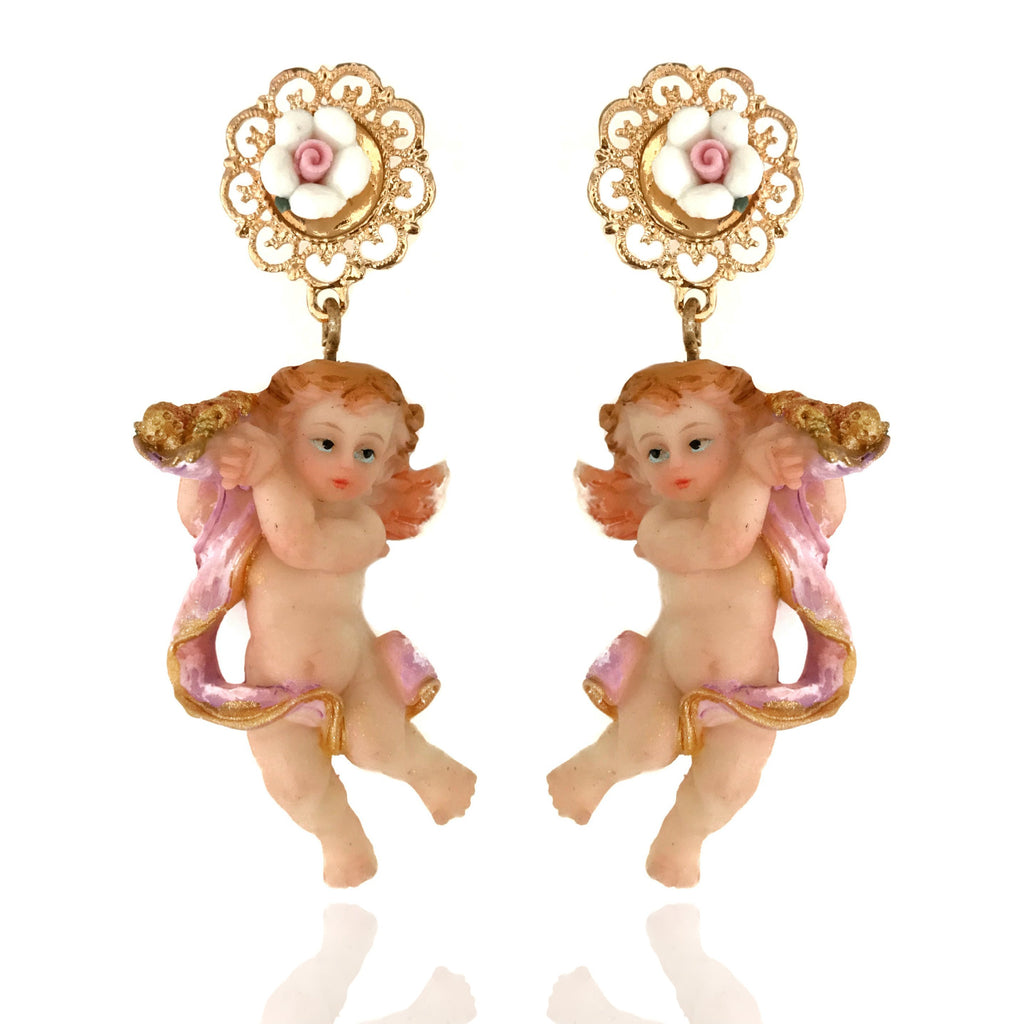 Lil Rosie Earrings