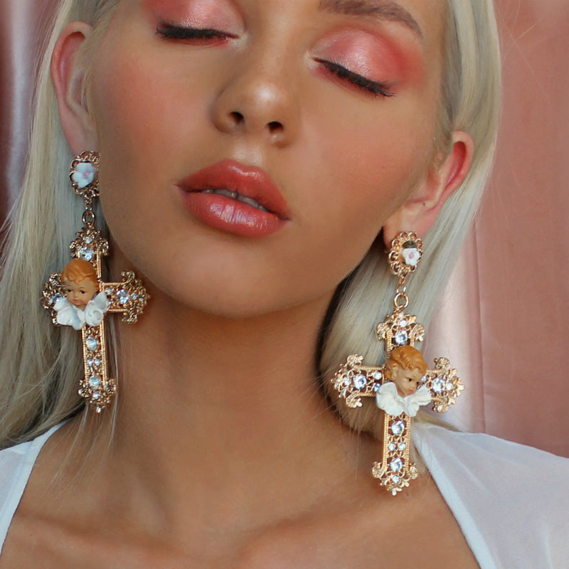 SACRED DARLING EARRINGS | PRE-ORDER