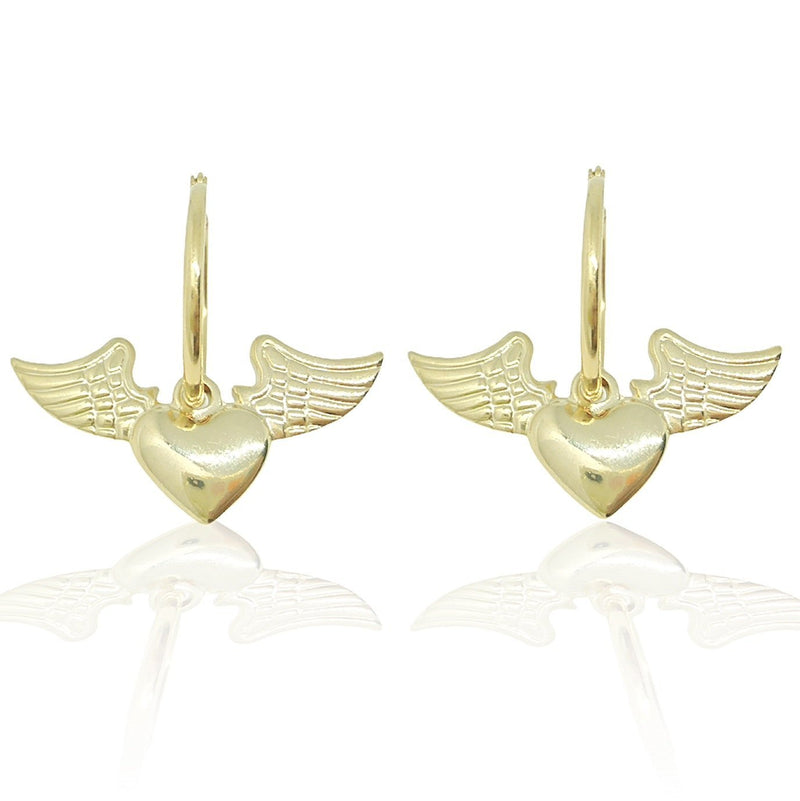 CHARLIES ANGELS EARRINGS