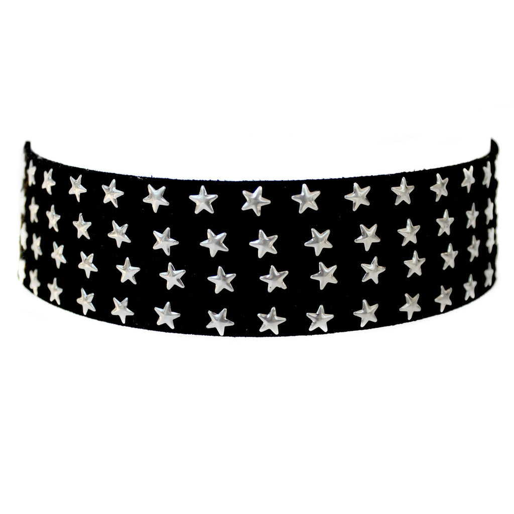 HOT MESS CHOKER - BLACK