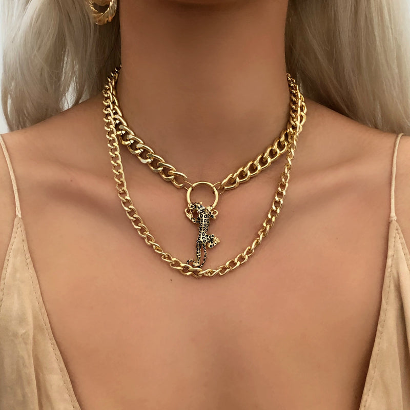 FÉLINE NECKLACE