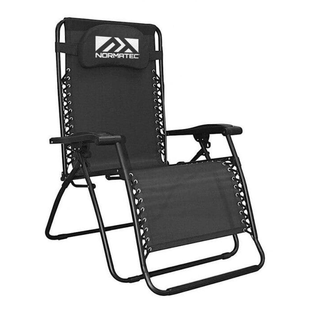 NormaTec Zero GRavity Chair with     Head Rest