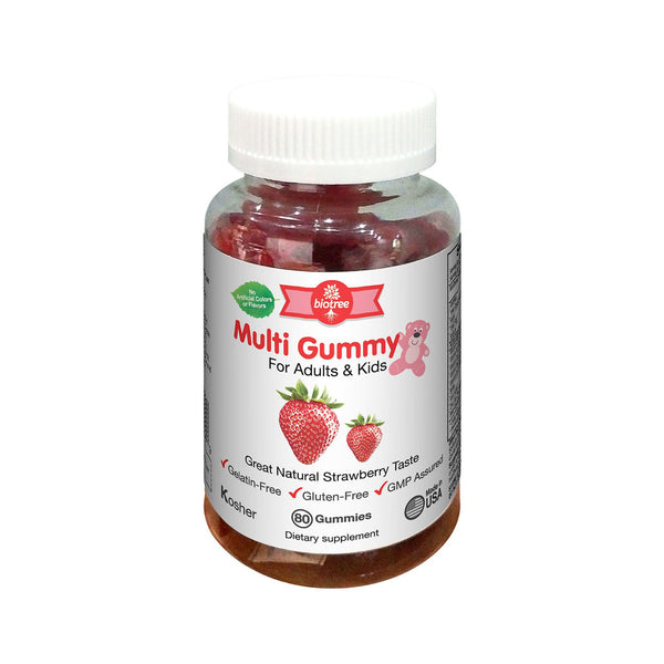 Gummy Multivitamins for Adults & Kids