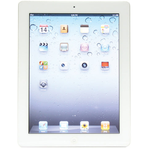 Apple MC979LL/A-ER Refurbished 16GB iPad(R) 2 with Wi-Fi(R) (White)