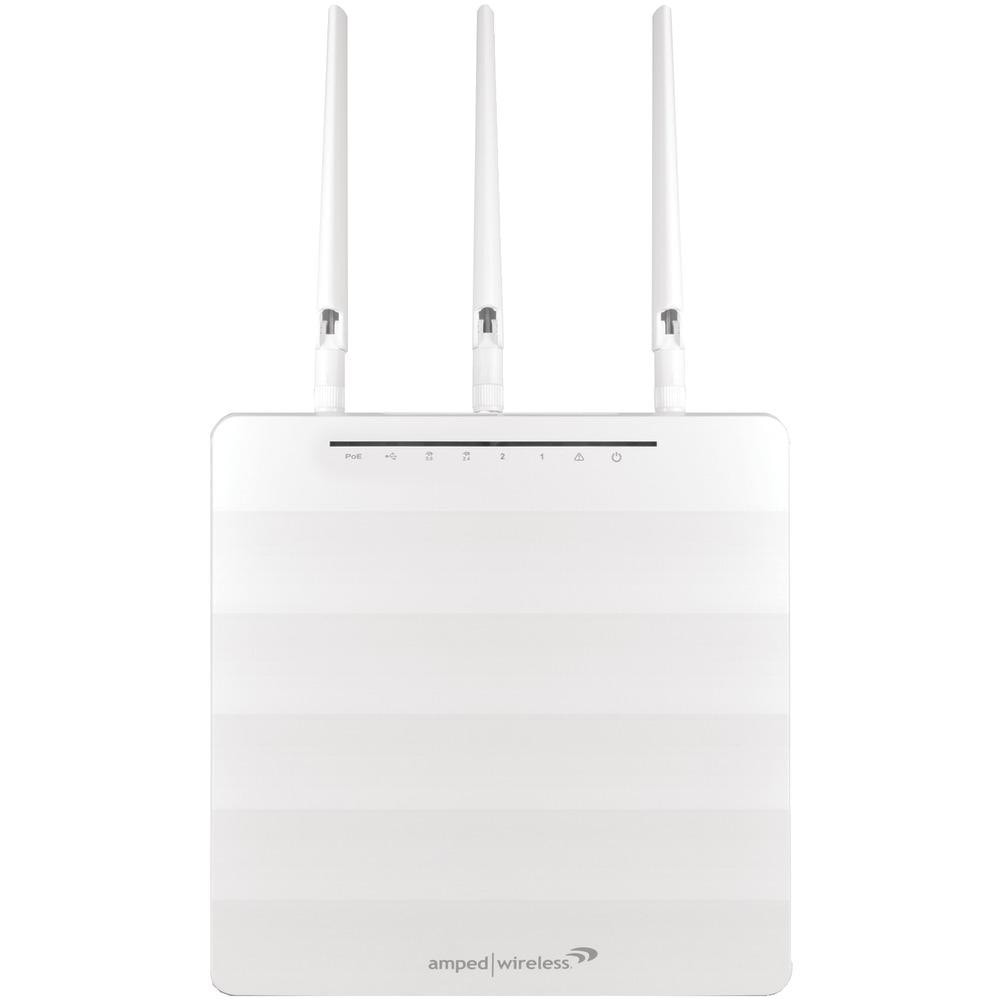Amped Proseries High-power Ac1750 Wi-fi Range Extender And Bridge