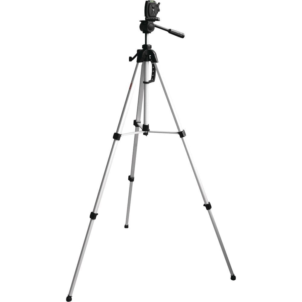 "Digipower 3-way Pan Head Tripod With Quick Release (extended Height: 66"")"