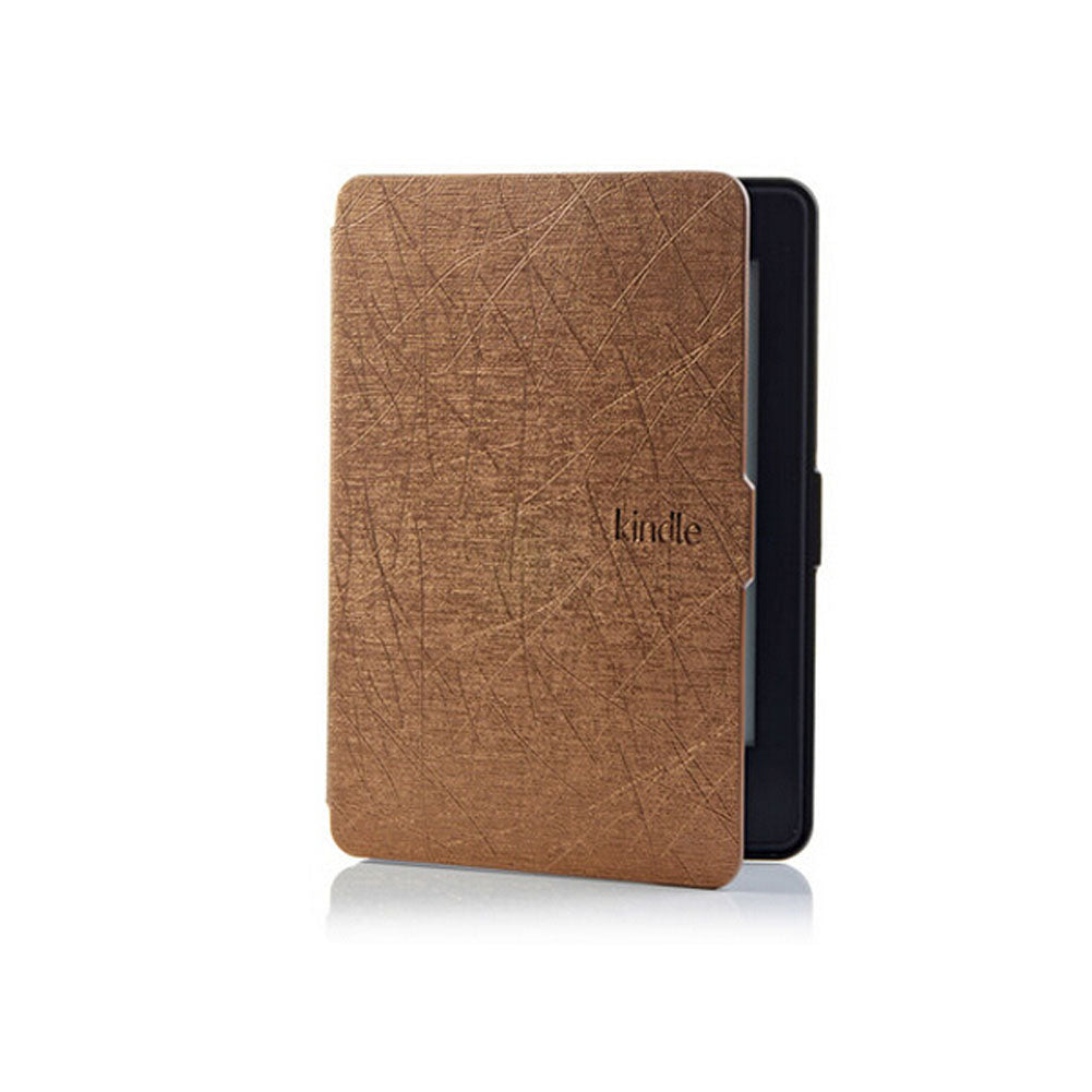 Fashion Kindle Case For Paperwhite 1/2/3 Light And Thin,brown