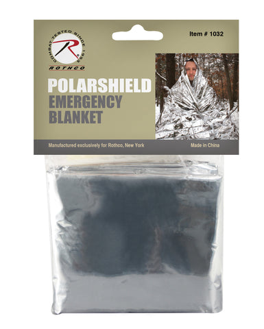 Rothco Polarshield Survival Blankets  $3.95