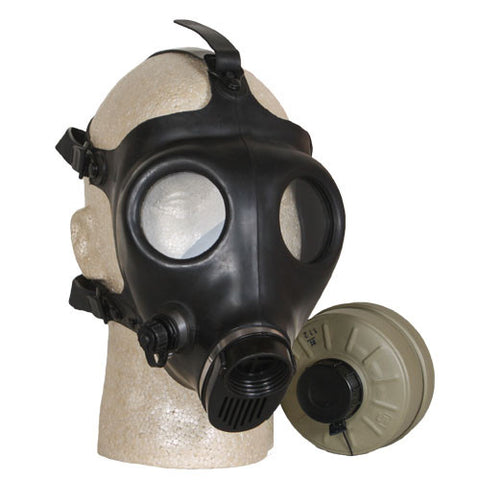 Israeli Gas Mask With Filter $49.95