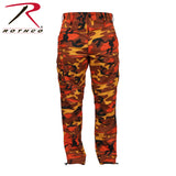 Savage Orange Camo B.D.U. Pants  $39.95