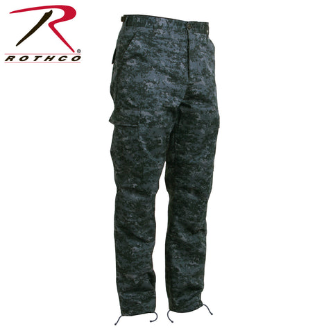 Midnight Digital Camo B.D.U. Pants  $39.95