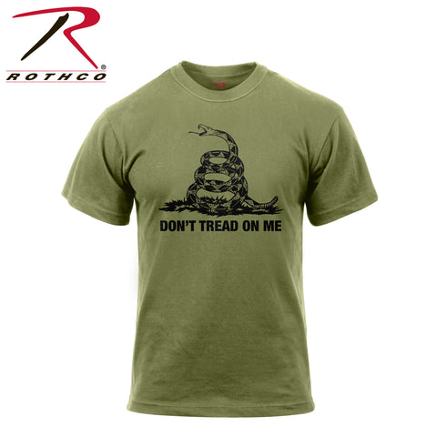 Don't Tread On Me Vintage T-Shirt $15.95
