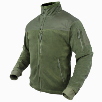 601 Alpha Fleece Jacket  $69.95