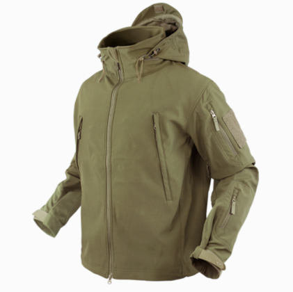 602 Summit Soft Shell Jacket  $109.95